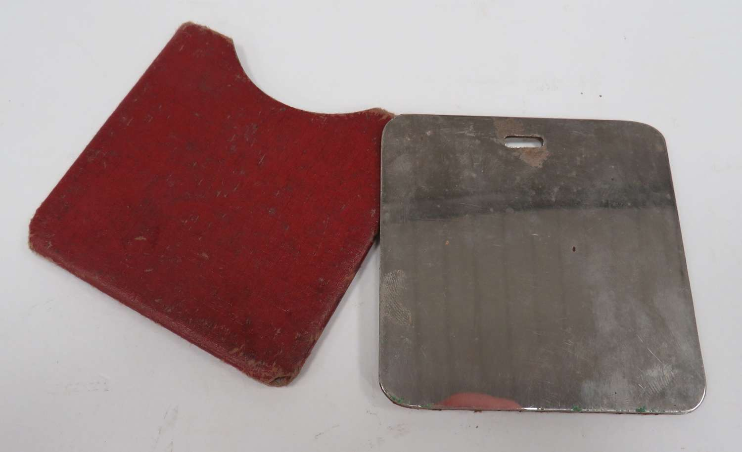 WW1 Pattern Officers Trench Mirror