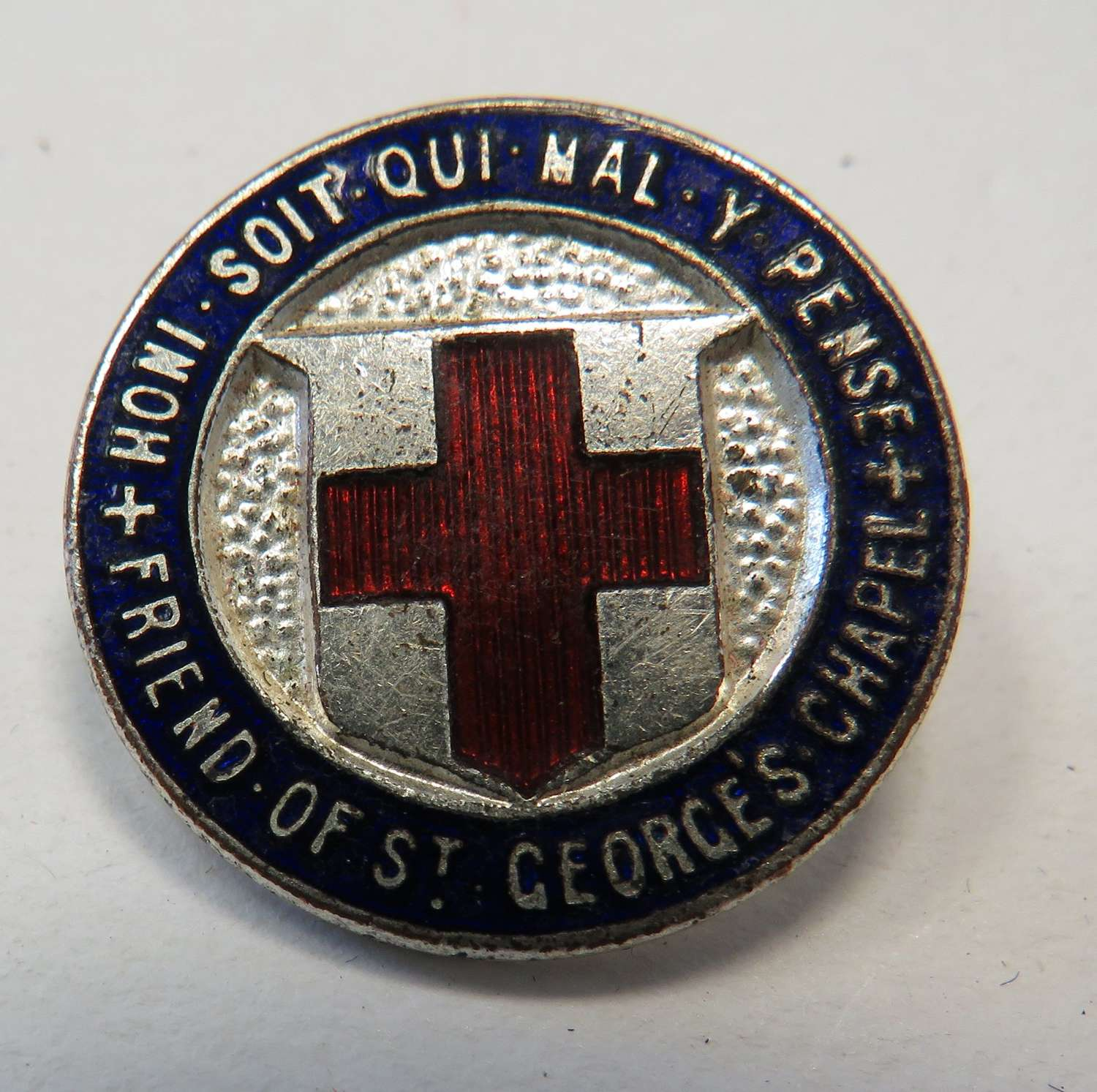 Friends of St Georges Chapel Lapel Badge
