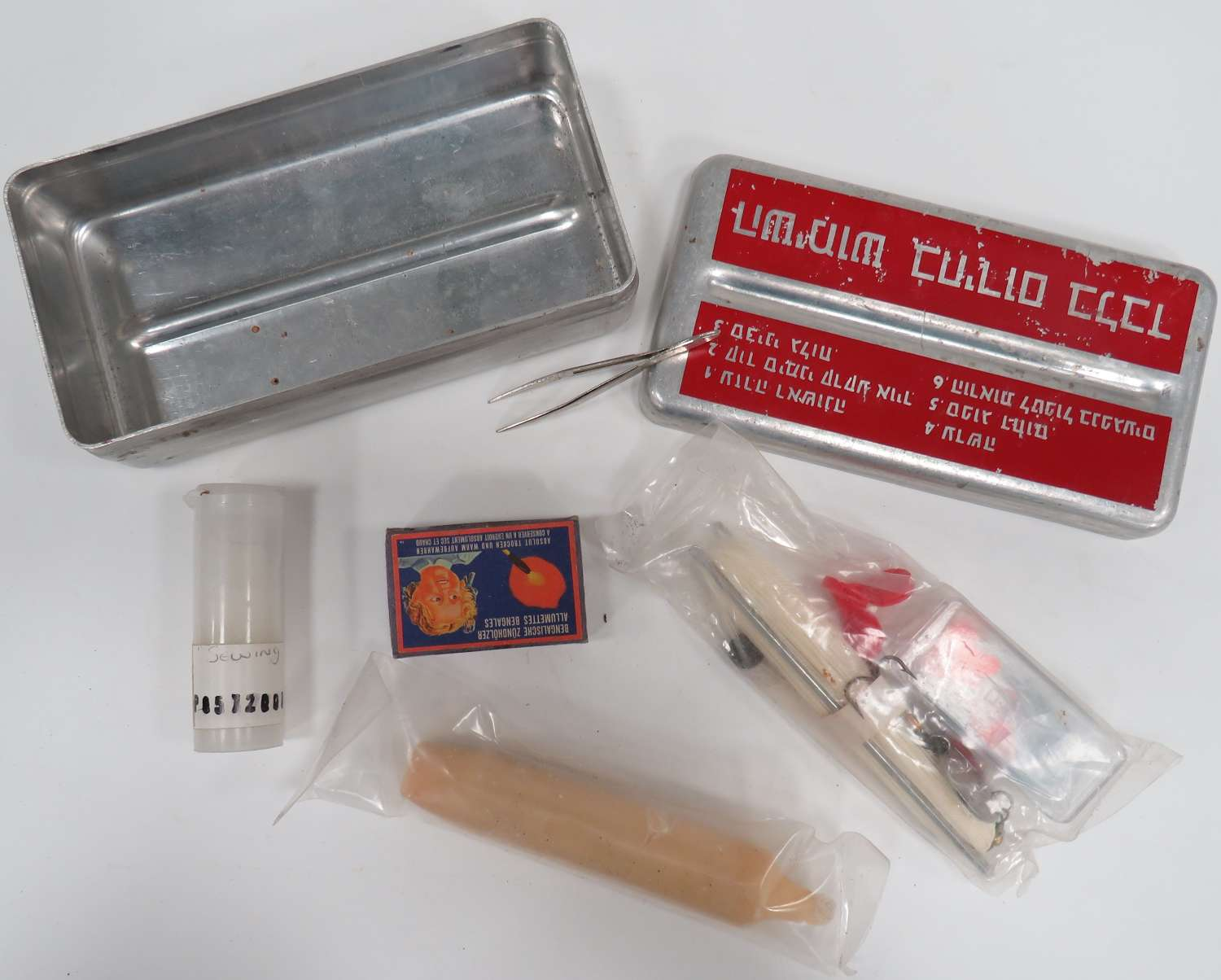 Cold War Period Survival Kit