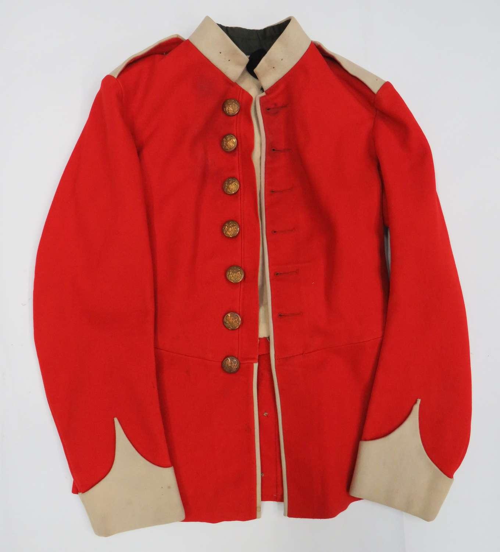 Pre WW1 Infantry Scarlet Dress Tunic