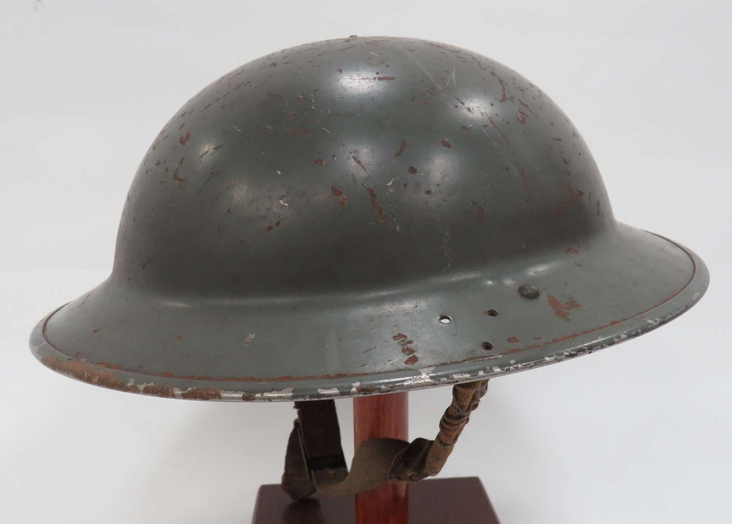 WW2 Mk2 1940 Dated British Home Front Helmet