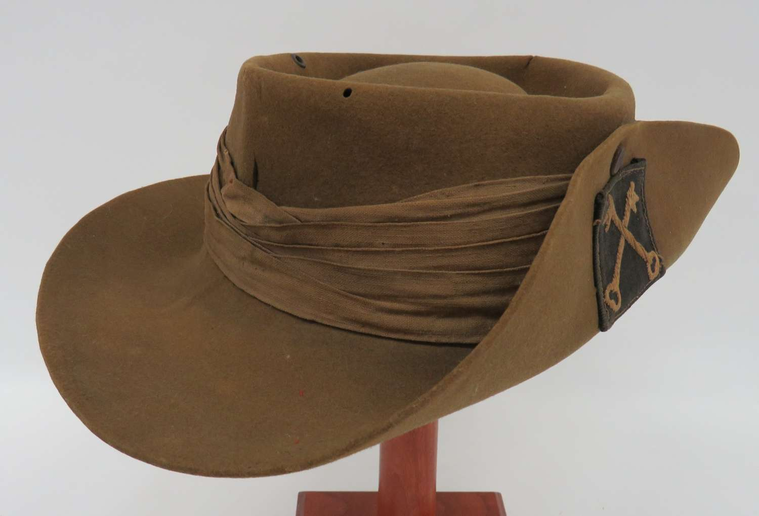 WW2 Bush / Slouch Hat 2nd Infantry Division
