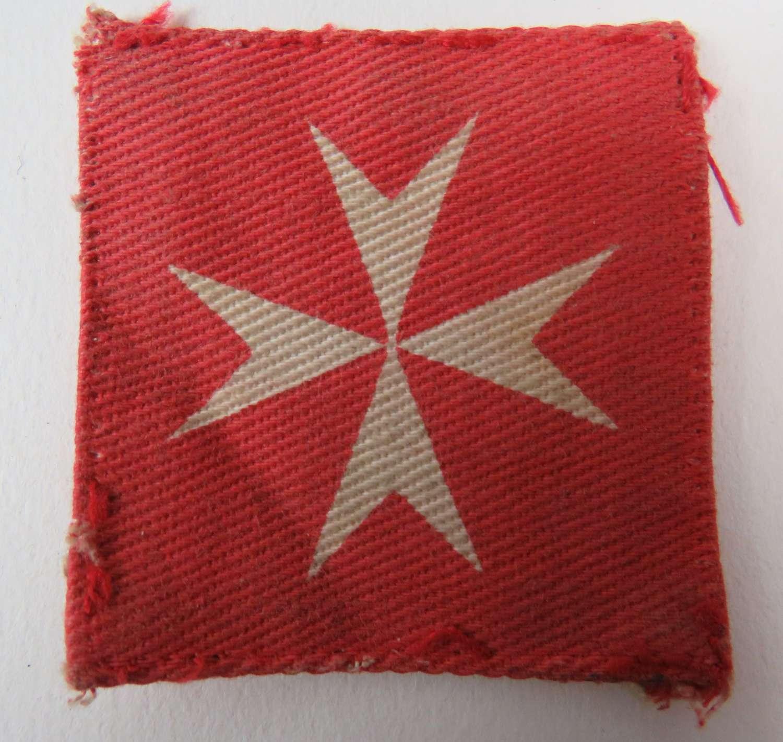 British Troops Malta Formation Badge