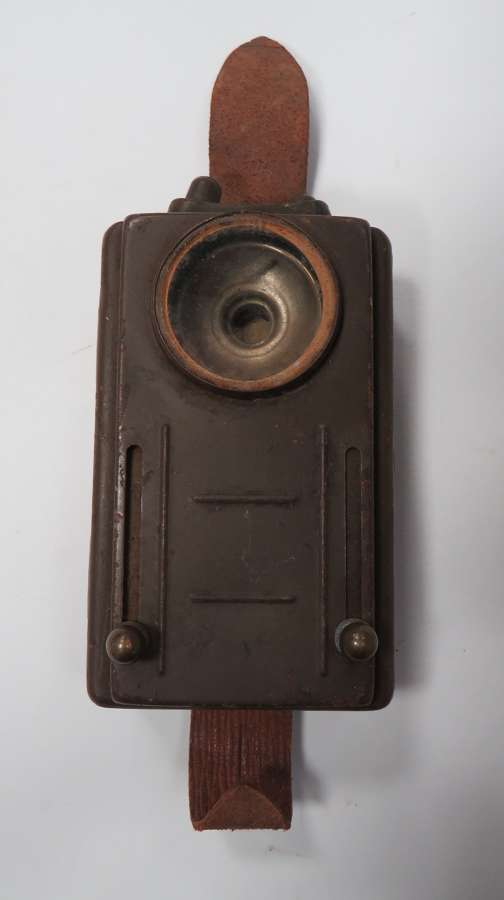 WW2 Pocket Signal Torch