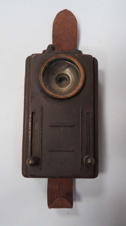 WW2 Pocket Signal Torch