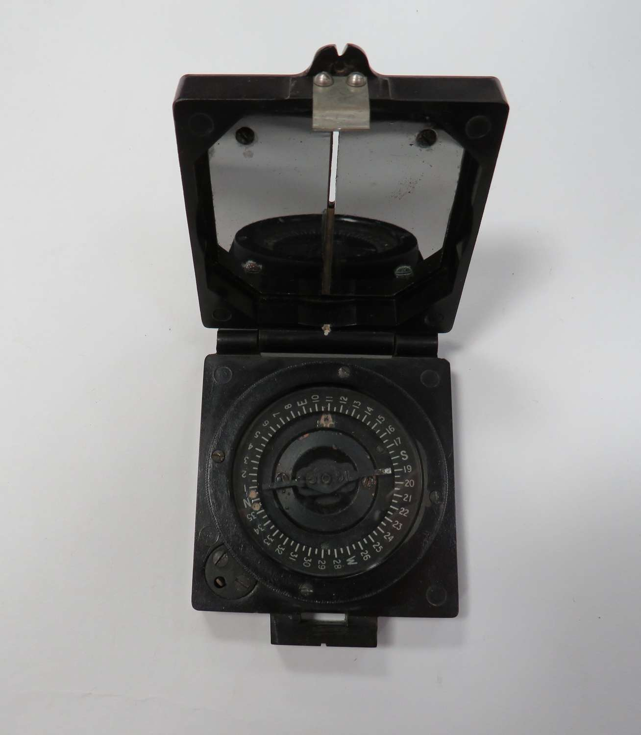 WW2 British Army Marching Compass