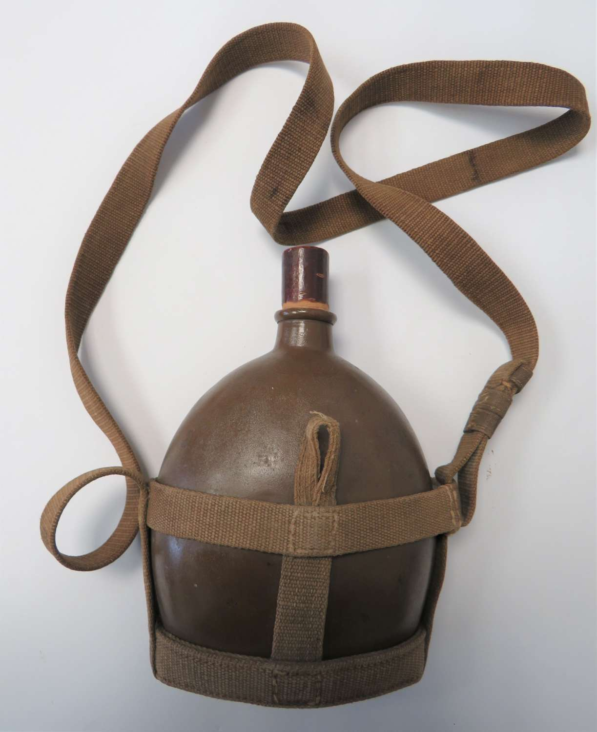 Scarce WW2 Japanese Waterbottle