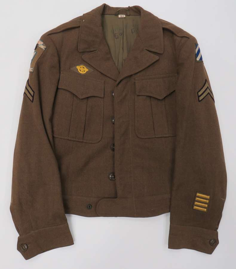 Scarce WW2 Dated American