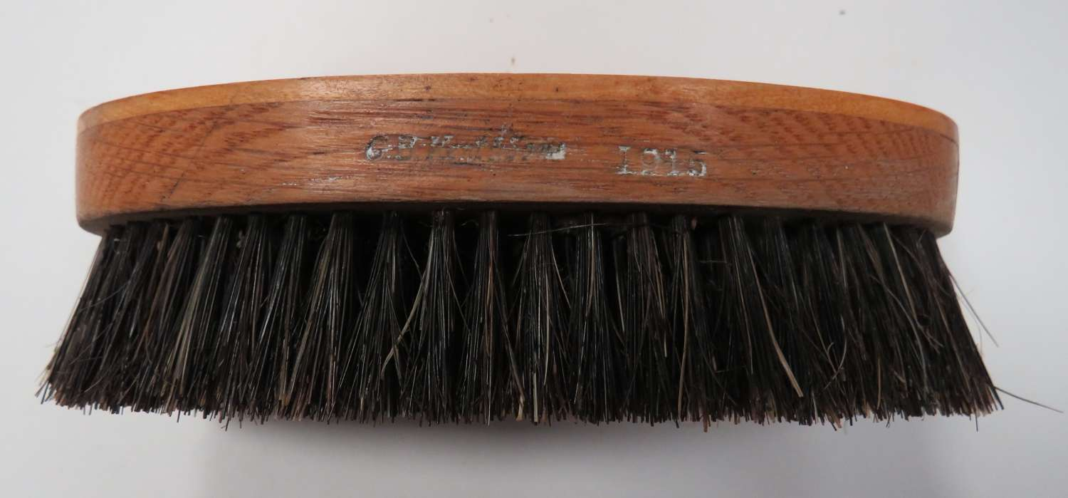 1915 Dated Issue Military Brush