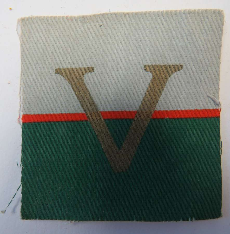 Intelligence and Security Group Volunteers Formation Badge