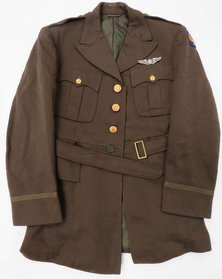 WW2 American U.S.A.A.F Observers Service Dress Tunic