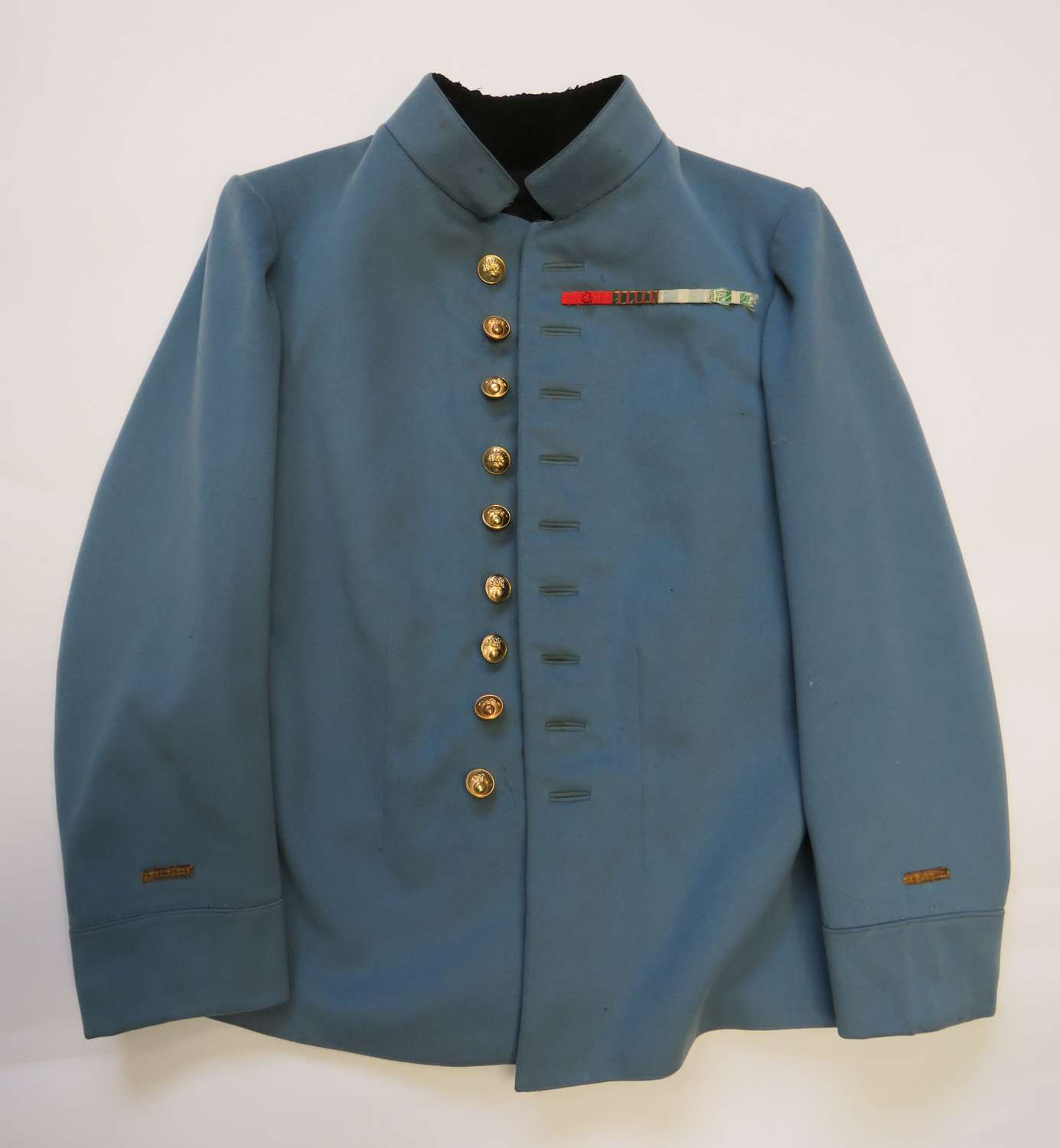 Rare Pre WW1 French Officers Horizon Blue Tunic