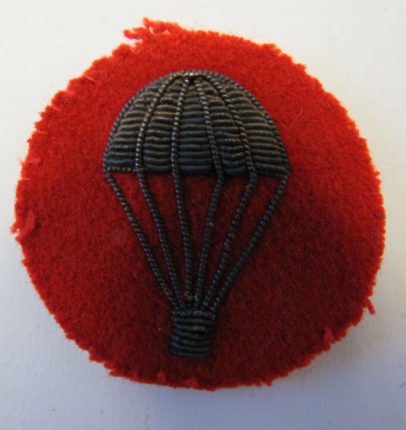 Airborne Mess Dress Qualification Badge