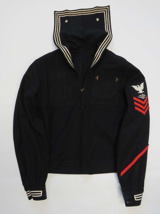 WW2 American Navy Sailors Jacket