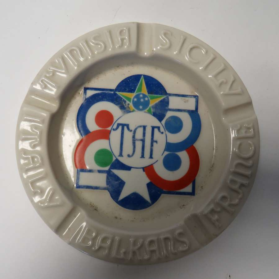 WW2 Tactical Air Force Ashtray