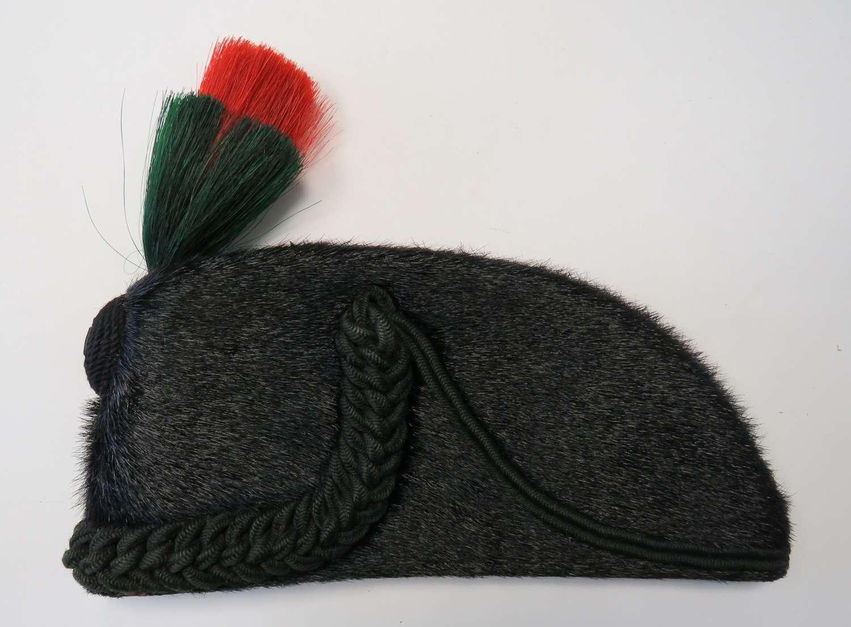 Wiltshire Regiment Volunteer Battalion Other Rank's Seal Skin Cap
