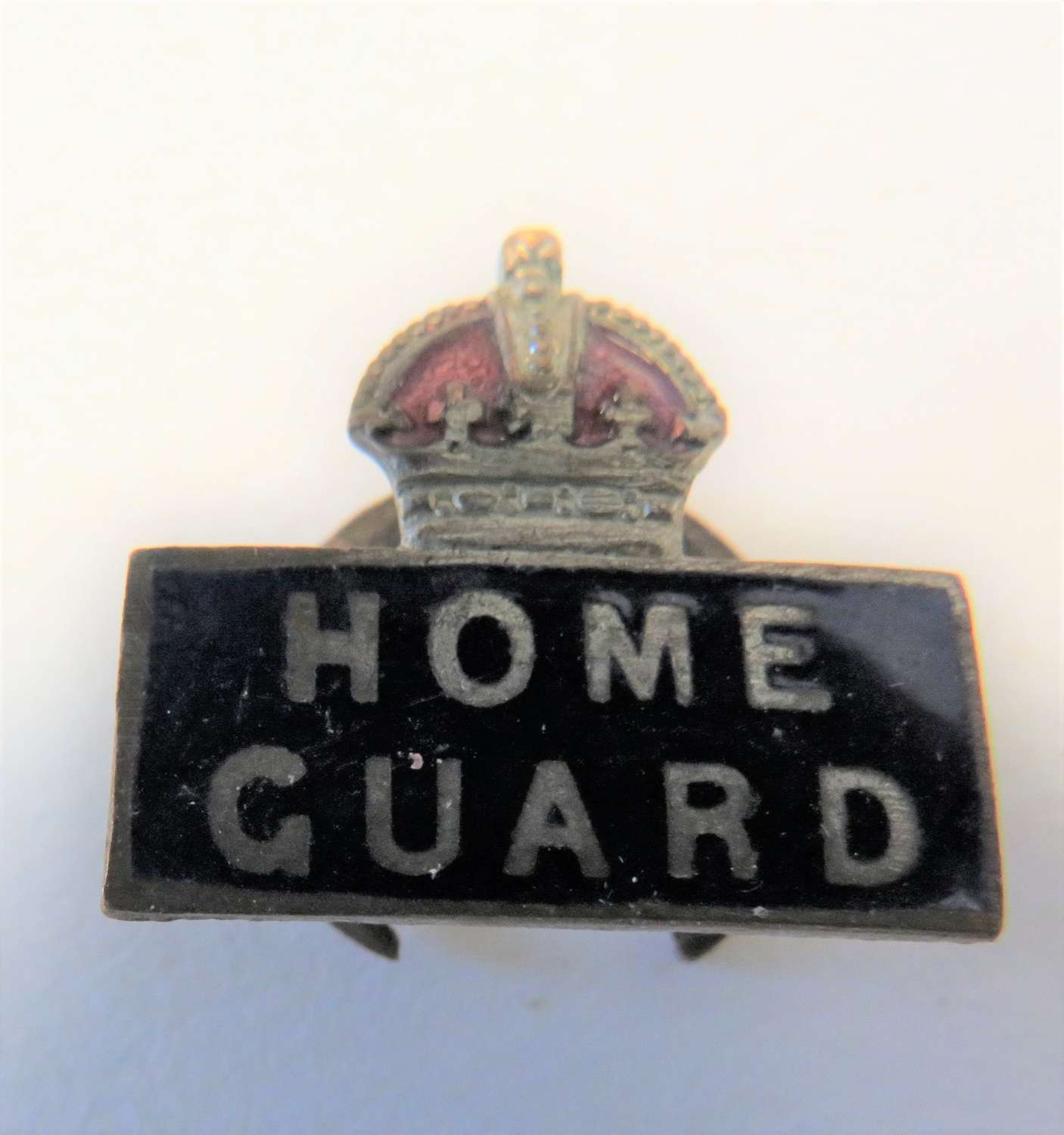 WW2 Home Guard Lapel Badge