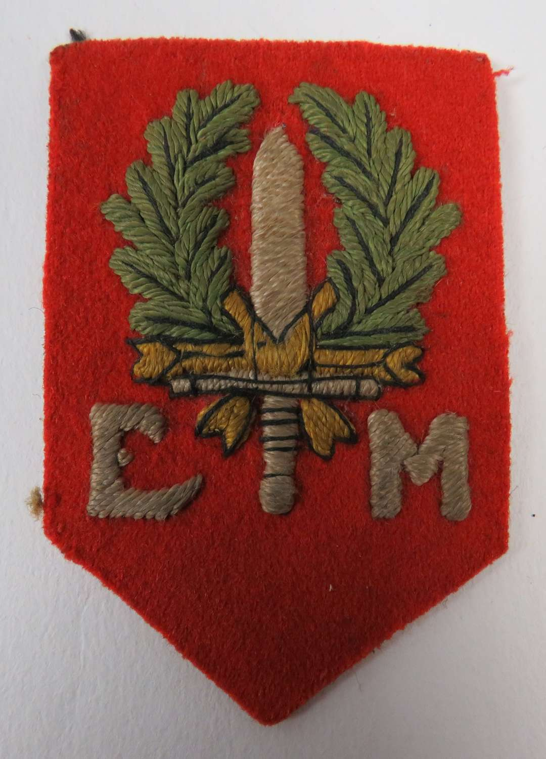 WW2 Dutch 1st Netherlands Division Formation Badge