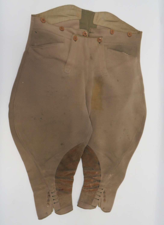 WW1 R.F.C Preferred Pattern Officer Breeches
