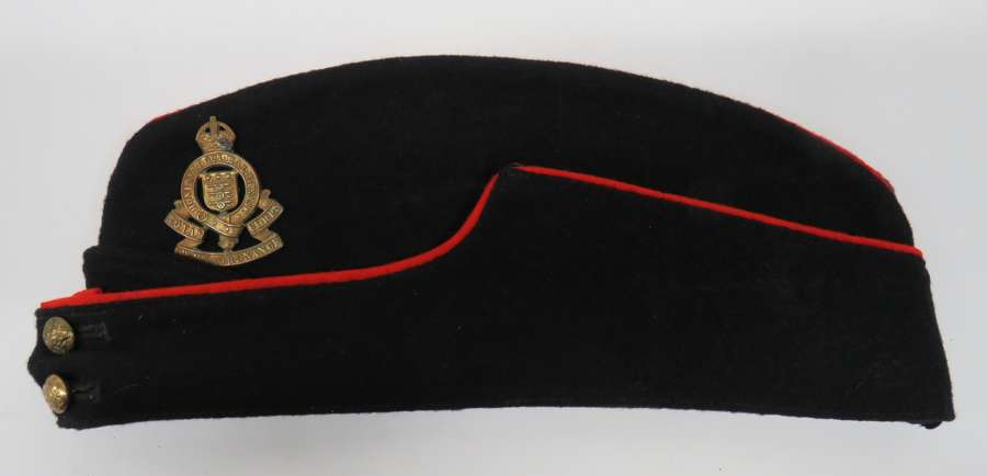 Royal Army Ordnance Corps Coloured F/S Cap