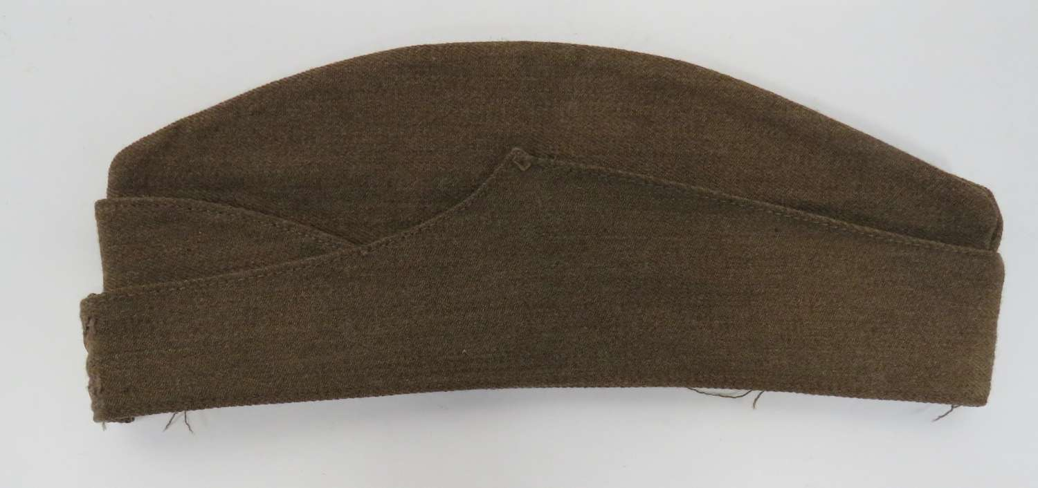 WW2 Other Ranks Field Service Cap Dated 1941