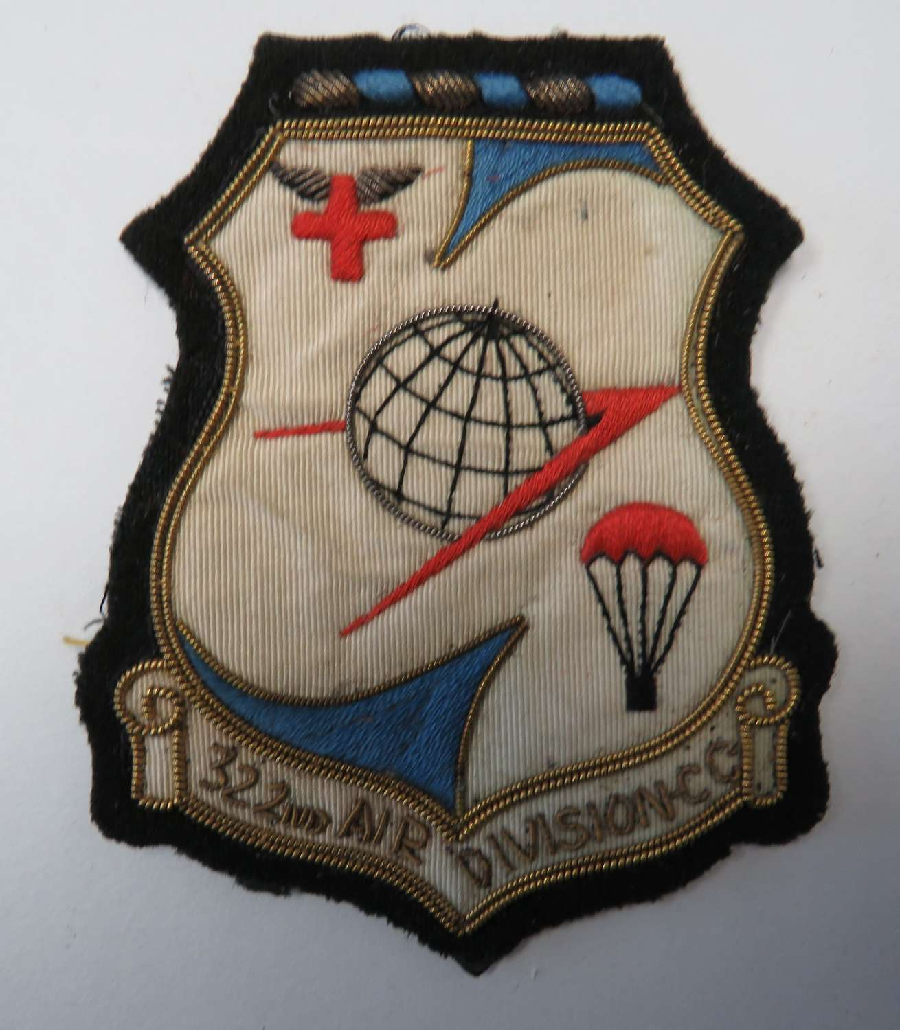 322nd Air Division Formation Badge