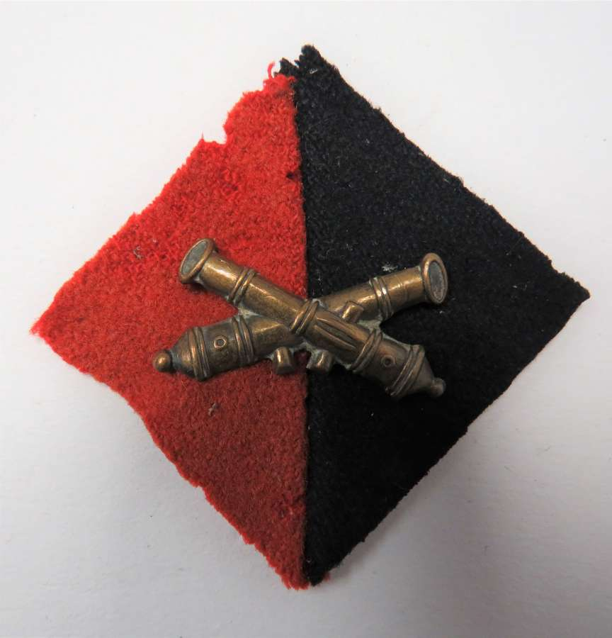 Royal Artillery Pagri Badge