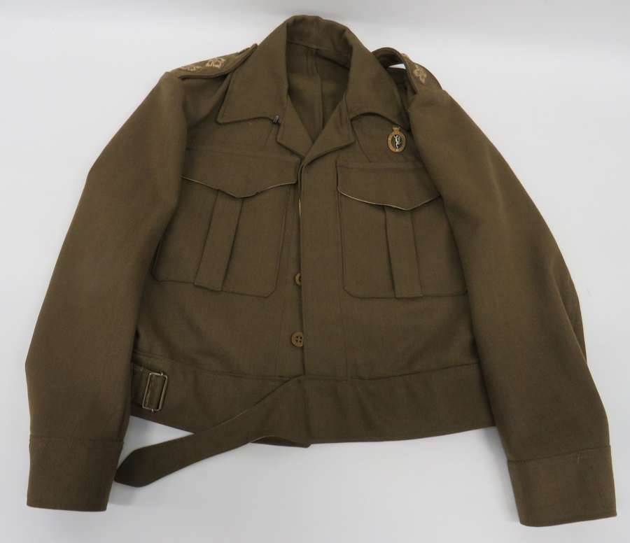 Private Purchase A.T.S Officers Battle Dress Jacket