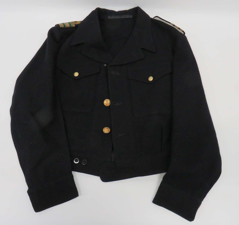 WW2 Royal Navy Officers Battledress Jacket