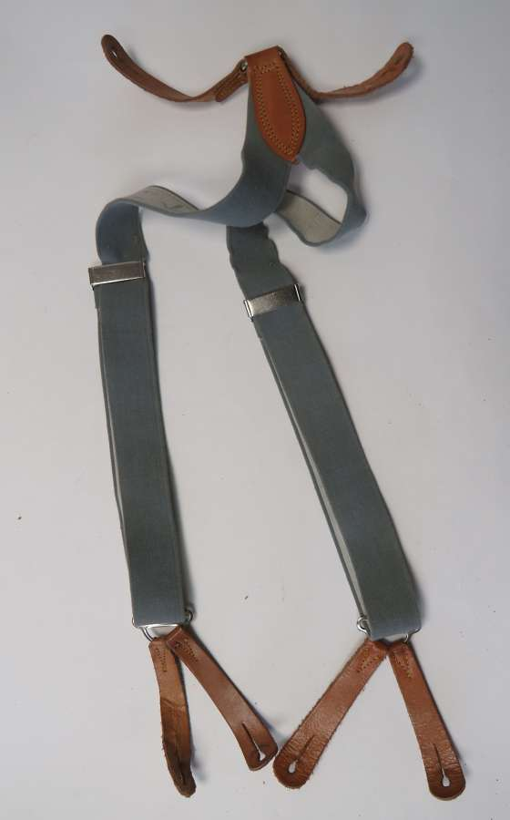 Pair of Issue Trouser Braces