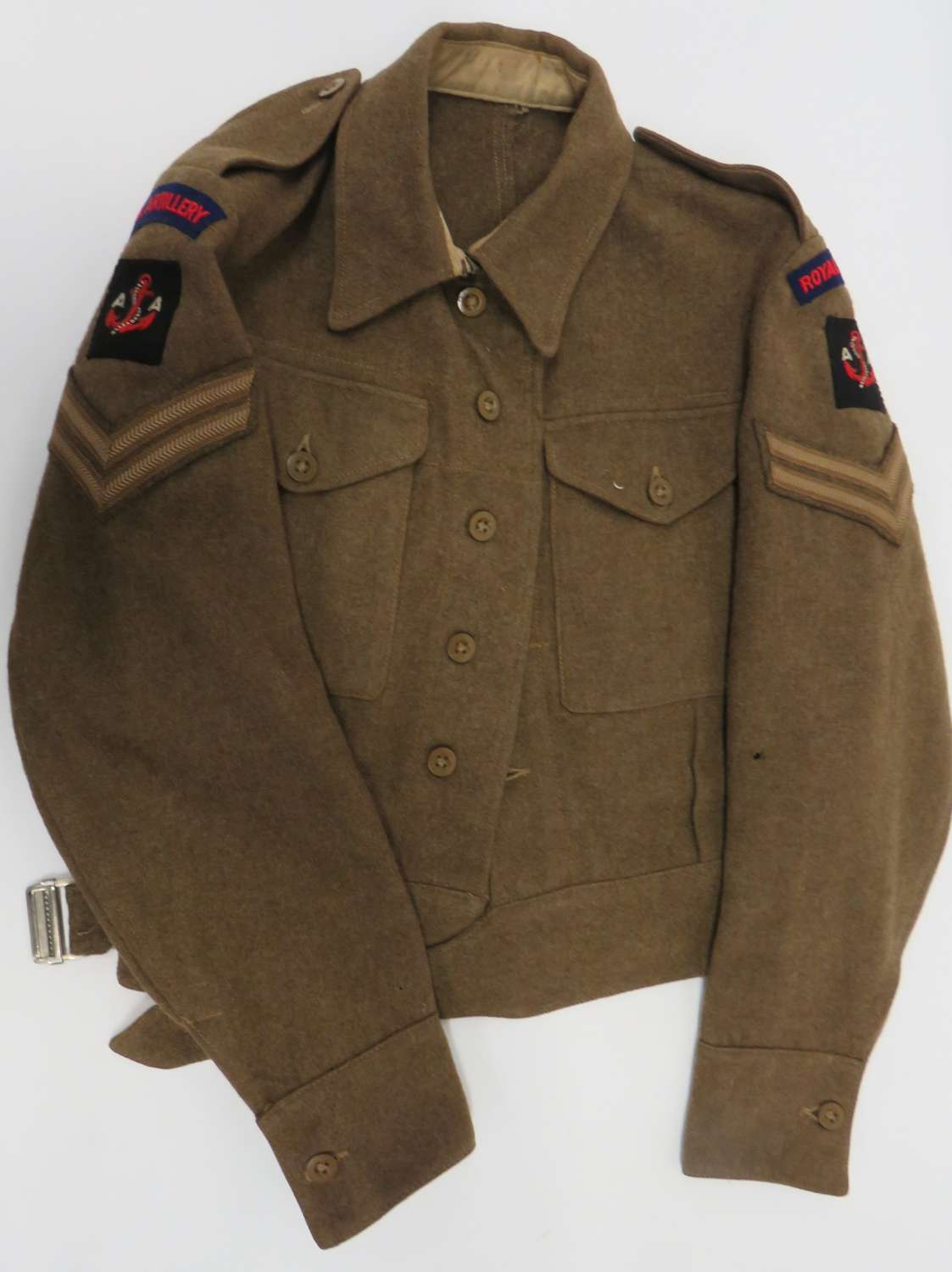 Maritime Anti Aircraft 1940 Pattern Battledress Jacket