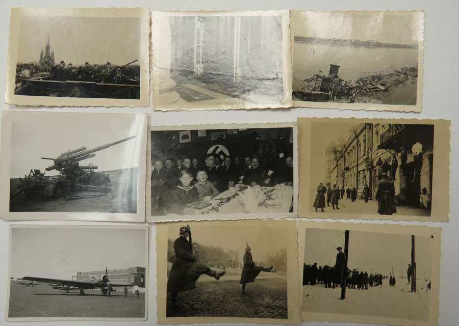 WW2 Small selection of German Photographs