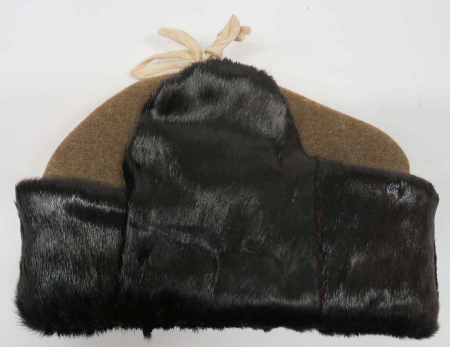WW2 Cold Weather Cap