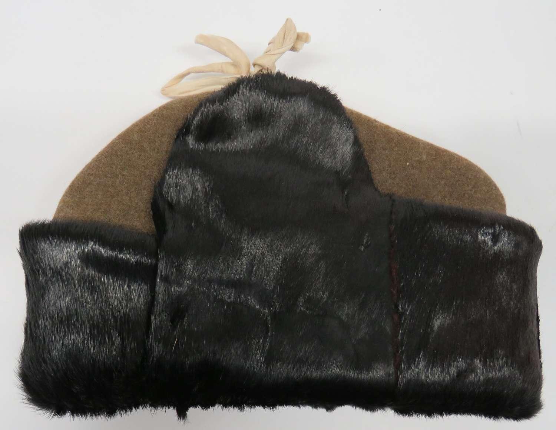 WW2 Cold Weather Cap