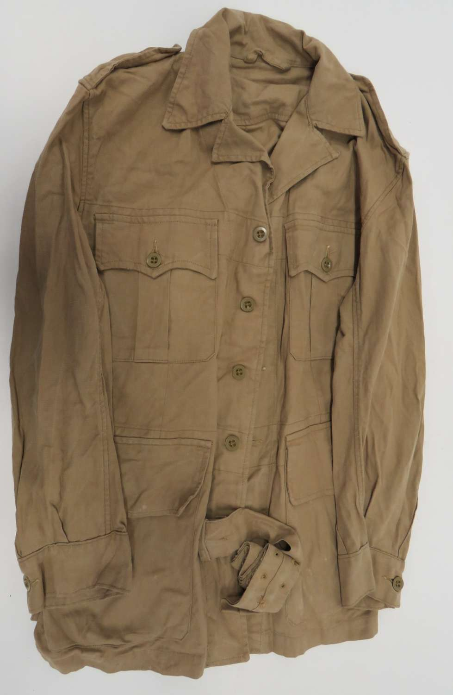 WW2 Tropical Airtex Army Bush Jacket