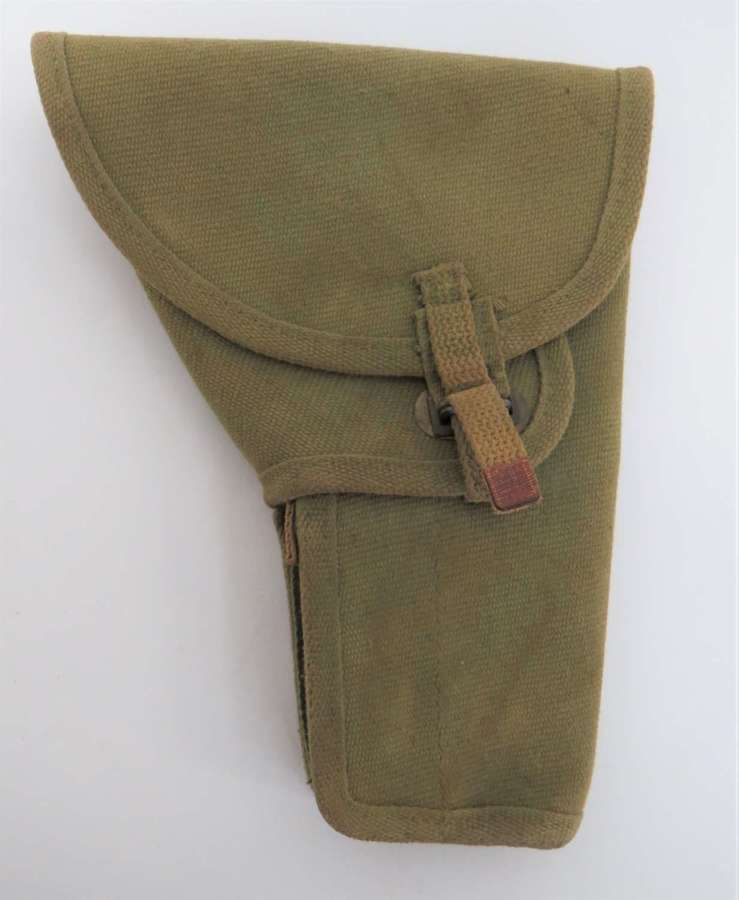 Rare 1945 Dated Browning Hi-Power Auto Pistol Holster