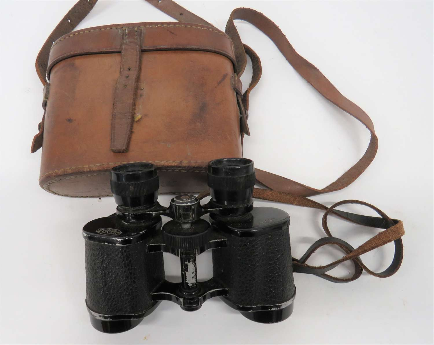 Pair of WW1 Attributed Officers Field Binoculars