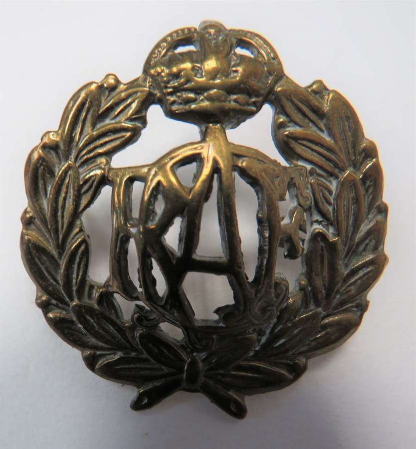 WW2 Royal Canadian Air Force Cap Badge
