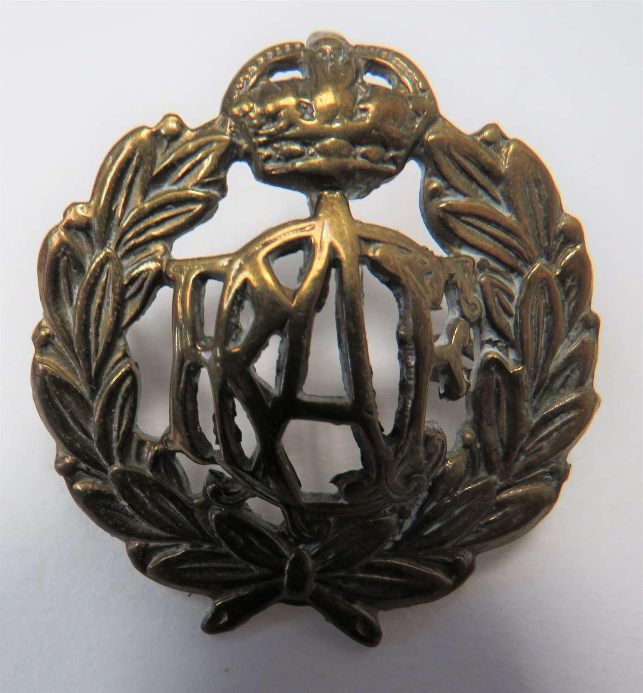 WW2 Royal Canadian Air Force Cap Badge