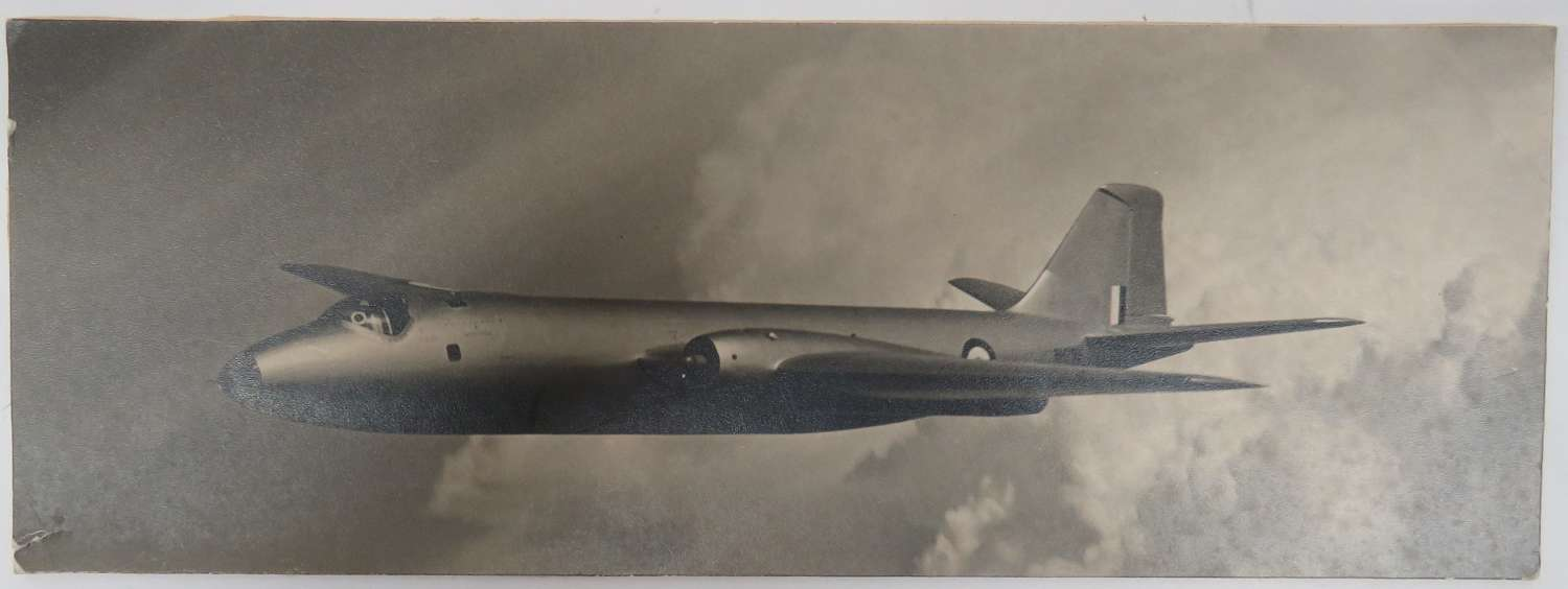 English Electric Canberra Aircraft Photo