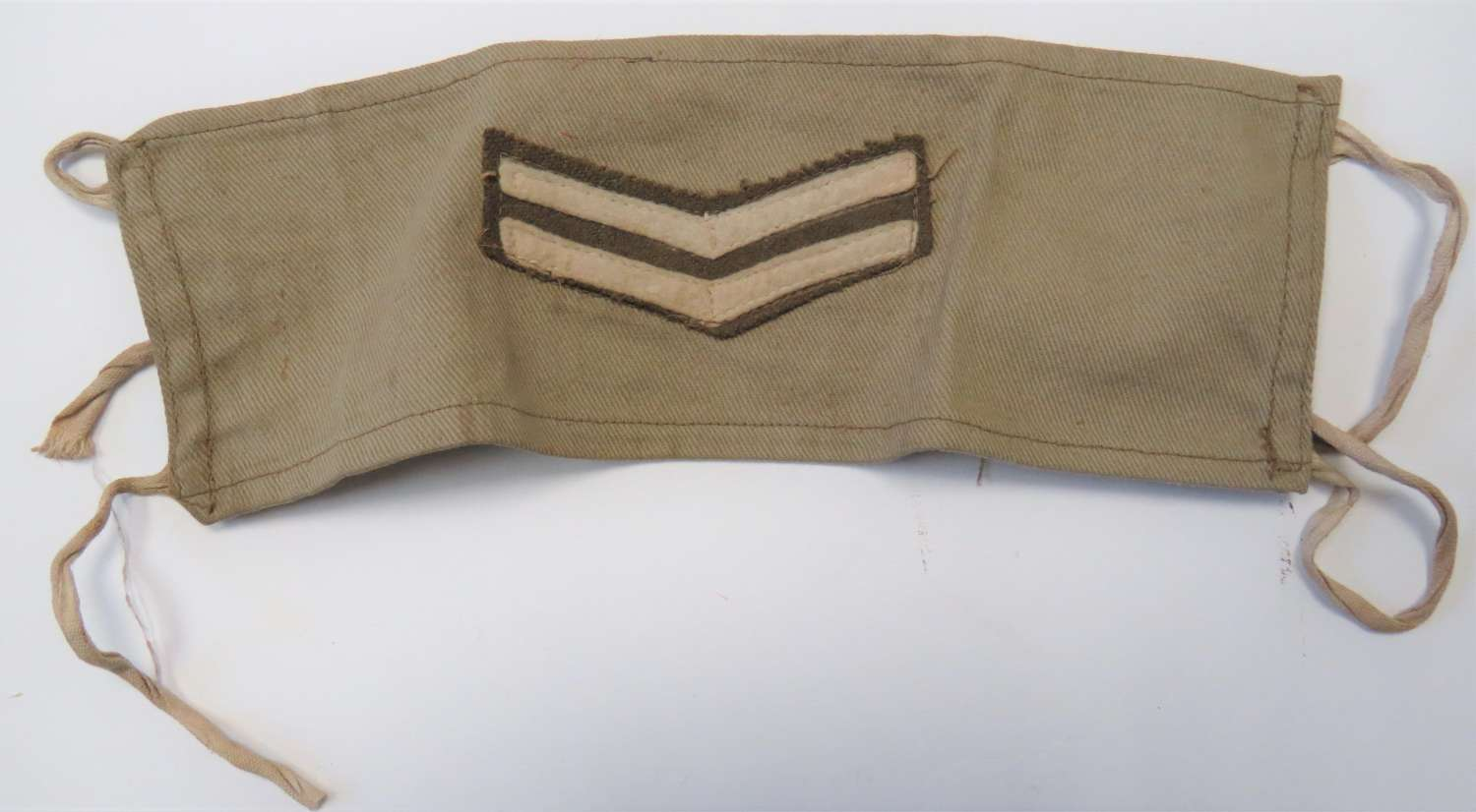 WW2 Tropical Corporals Armband Ranking
