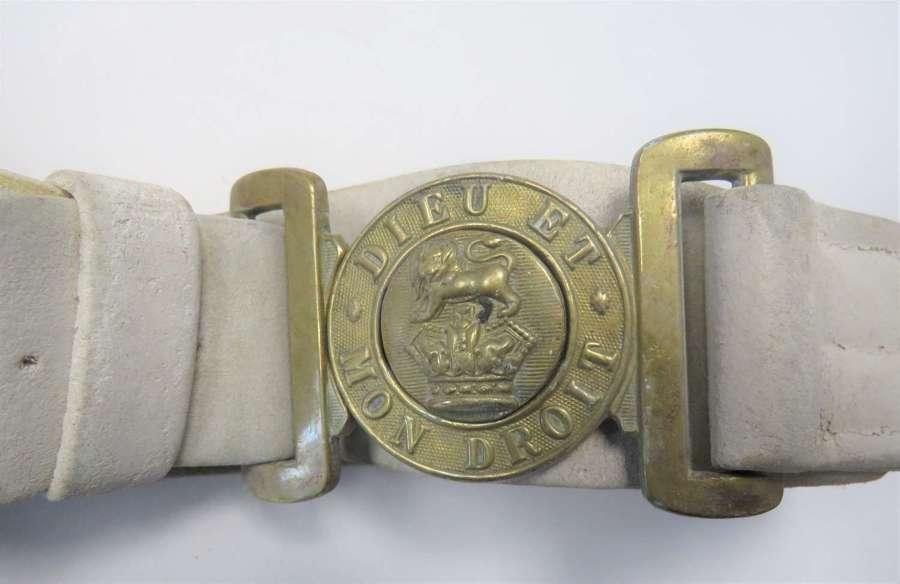 Victorian Slade wallace Walking Out Belt