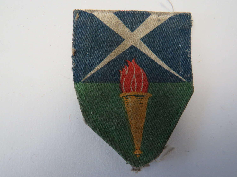Aldershot District Formation Badge