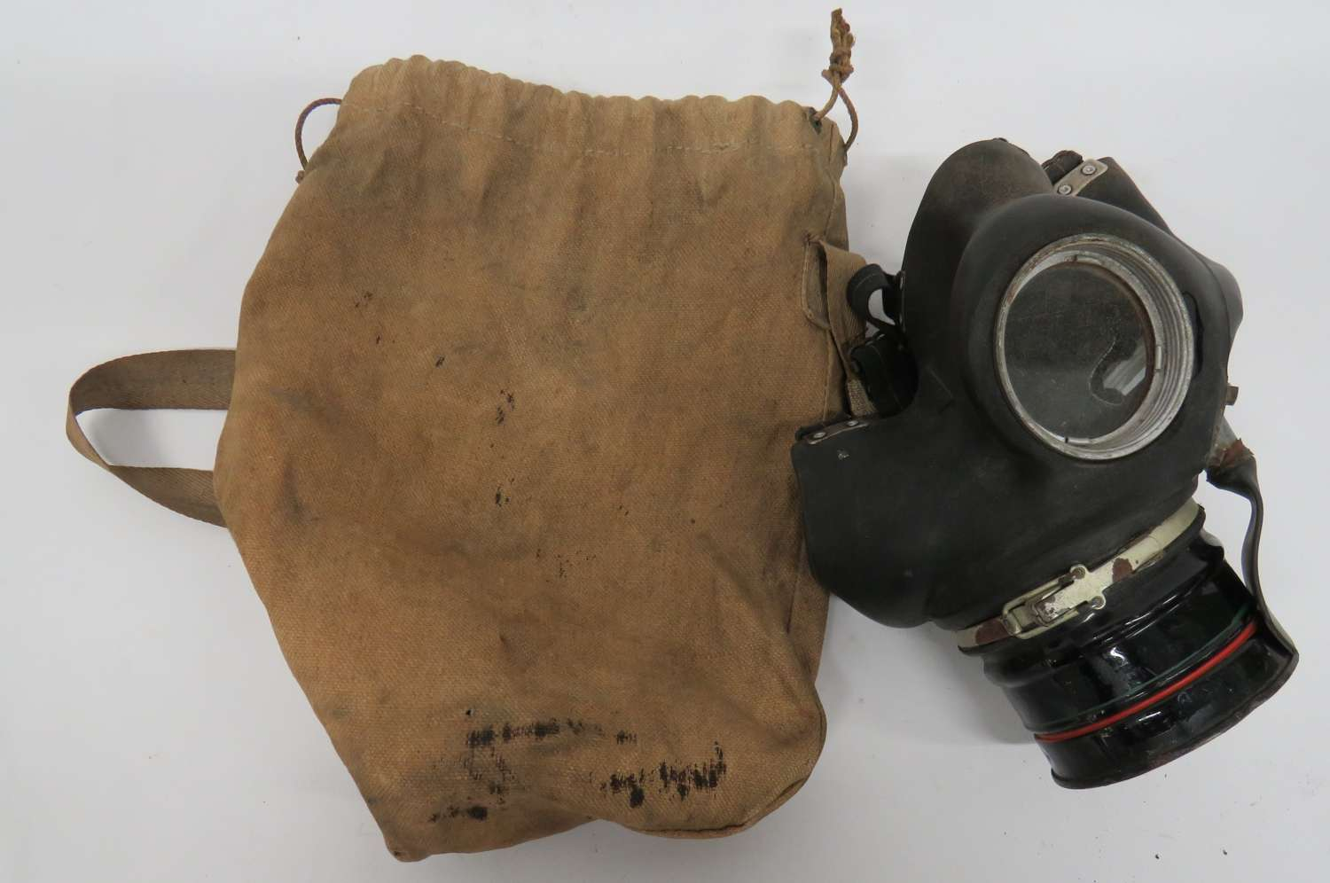 1942 Dated A.R.P / Civil Defence Respirator