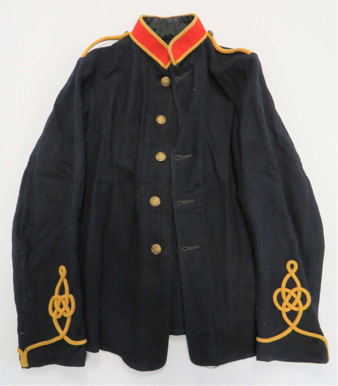 Pre  WW1 Royal Artillery Other Ranks Dress Tunic