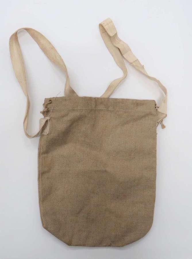 WW2 Civil Defence Respirator Bag