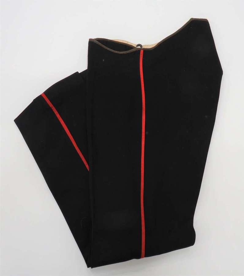 Pre WW1 Officers Full Dress Trousers