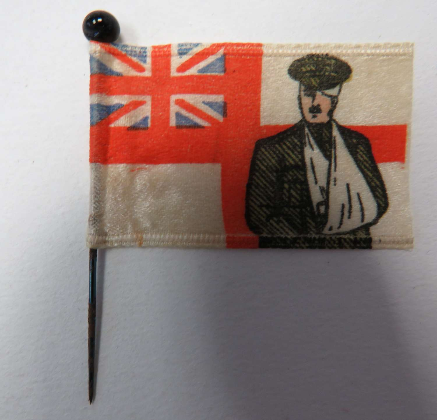 WW1 Wounded Soldiers Day Flag