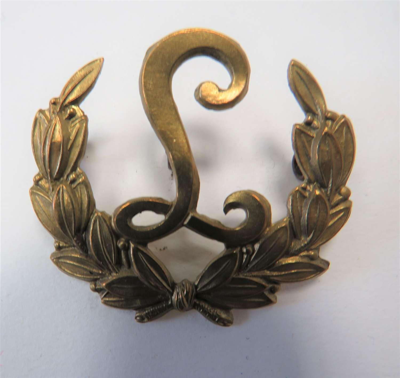 Royal Artillery Qualification Arm Badge