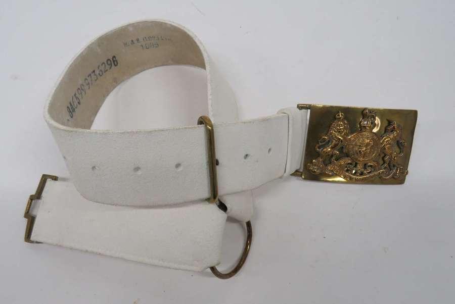 Lifeguards Cavalry Pattern Sword Belt